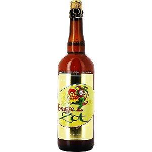 Cerveja Brugse Zot Blond Ale Garrafa 750ml