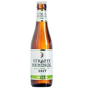 Cerveja Straffe Hendrik Tripel Wild 2020 330ml