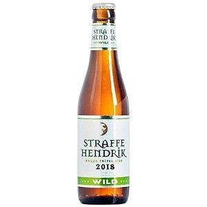 Cerveja Straffe Hendrik Tripel Wild 2018 330ml