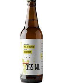 Cerveja Bastards Wanted Neve no Deserto Dark Sour 355ML