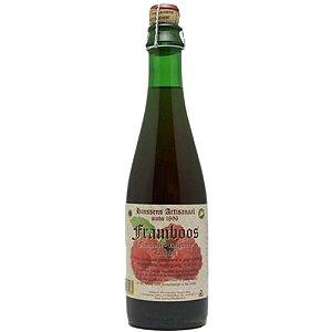 Cerveja Hanssens Artisanaal Framboos Lambic Garrafa 375ml
