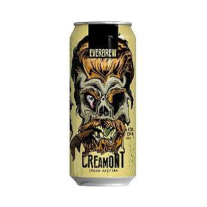 Cerveja EverBrew Cream Juicy IPA Creamont 473ml