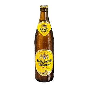 Cerveja Konig Ludwig Weissbier Garrafa 500ml