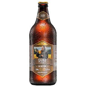 Cerveja Saint Bier In Natura Lager 600ml