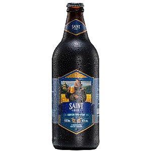 Cerveja Saint Bier Stout 600ml