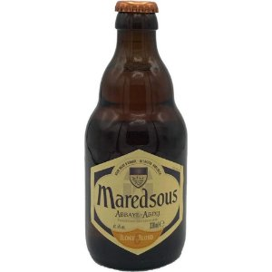 Cerveja Maredsous 6º Blond 330ml