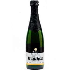 CERVEJA St. Louis Gueuze Fond Tradition 375ml