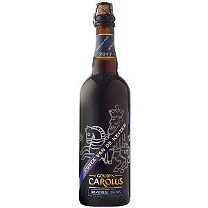 Cerveja Gouden Carolus Cuvee Van de Keizer Blauw 2017 750ml