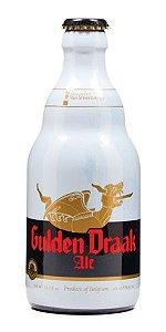 Cerveja Gulden Draak Strong Dark Ale Garrafa 330ml