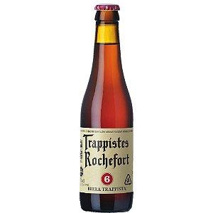 Cerveja Trappistes Rochefort 6 Strong Belgian Ale Garrafa 330ml