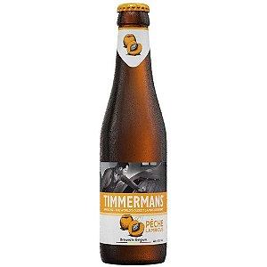 Cerveja Timmermans Peche Lambicus 250ml