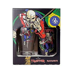 Kit de Cerveja Bodebrown Trooper Brasil IPA + Pint Eddie