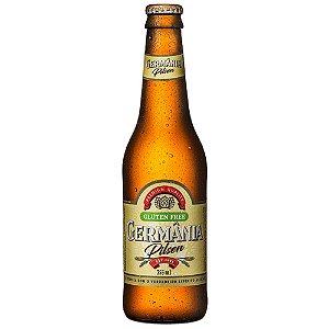 Cerveja Germânia Pilsen Glúten Free 355ml