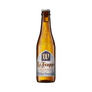 Cerveja La Trappe Witte Trappist Garrafa 330ml