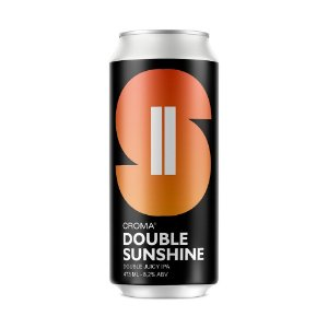 Cerveja Croma Double Sunshine Double IPA Lata 473ml