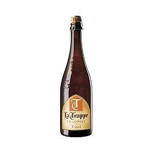 Cerveja La Trappe Tripel 750ml