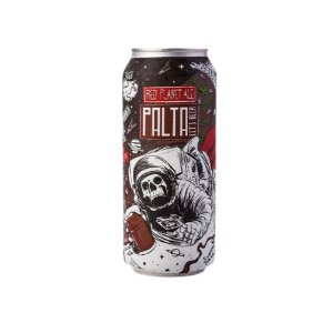 Cerveja Palta Red Planet Ale 473ml