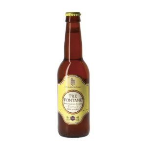 Cerveja Tre Fontane Scala Coeli 330ml