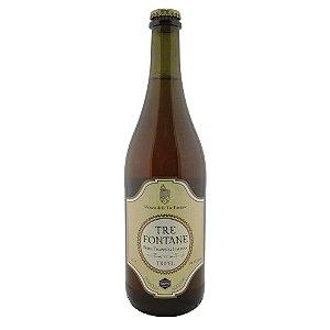 Cerveja Tripel Tre Fontane Garrafa 750ml
