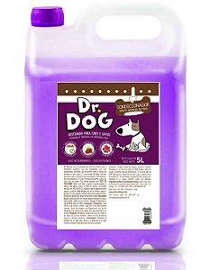 Condicionador pet Dr. Dog 5L