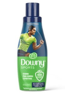 Amaciante Downy Concentrado Sports 450ml