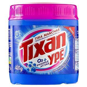 Tira Manchas Tixan Ypê em Pó para Roupas Brancas e Coloridas 420g