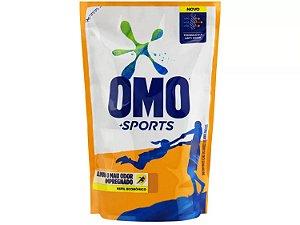 Sabão Líquido Omo Sports Refil 900ml