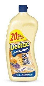 Destac Lavanda & Alfazema para Laminados 750ml com 20% OFF