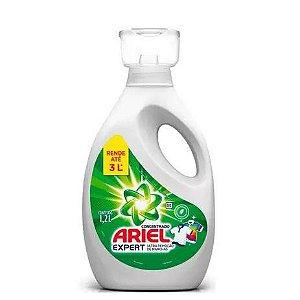 Sabão Líquido Ariel Expert Concentrado 1,2 L Rende 30 Lavagens
