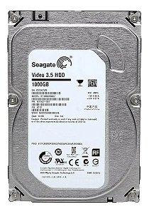 """Disco Rígido Interno HD 1Tb Seagate 3.5"""" Desktop PC 64MB Cache 7200RPM (S1G4A29E)"""