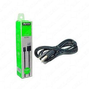 Cabo de Dados e Carga Micro USB v8 (SJX-V31) - 1m