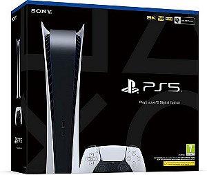Console Sony PS5 PlayStation 5 Digital Edition - CFI-1015B