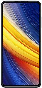 """Telefone Celular Smartphone Xiaomi Pocophone  Poco X3 PRO NFC Dual SIM - Tela 6,67"""" Câm. Quádrupla + Selfie 20MP - 8GB Ram / 256 GB  Armazenamento - Phantom Black - Preto"""