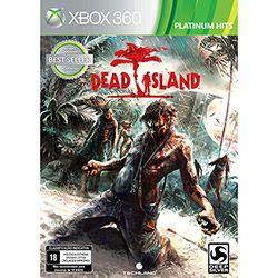 XBOX 360 - Dead Island - Seminovo