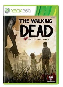 XBOX 360 - The Walking Dead Telltale - Seminovo