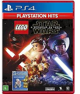 PS4 - Lego Star Wars: O Despertar da Força - Seminovo
