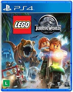 PS4 - Lego Jurassic World - Seminovo