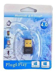Adaptador Bluetooth 4.0 Usb DEX DT-40B