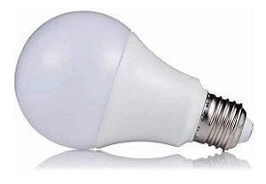 Lampada Led Bulbo 9w Bocal E27 Branco Frio 6500K - Bivolt