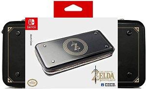 Case para Nintendo Switch Hori Alumicase - Zelda - Preto