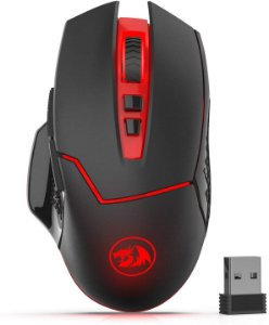 Mouse Gamer s/ Fio Bluetooth Wireless Redragon Mirage M690