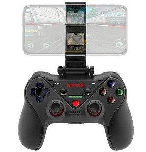 Redragon CERES G812 Gamepad Sem Fio Bluetooth Android & IOS Controlador de Jogos Joystick para TV,set-top box,PS4 Multi-Stream IOS