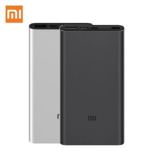 Carregador de Bateria Xiaomi XN4253CN 10000MAH 01- Saidas Type-C PRETO
