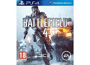 PS4 - Battlefield 4 - Seminovo
