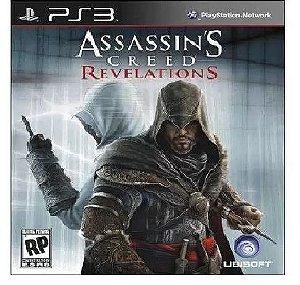 PS3 - Assassin's Creed: Revelations - SEMINOVO