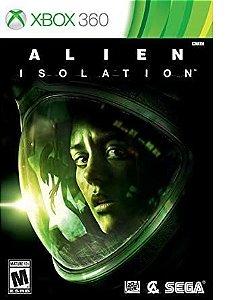 Xbox 360 - Alien: Isolation - Seminovo