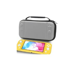 Case dura para Nintendo Switch Lite - Cinza