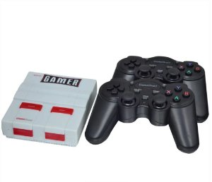 Console Gamer Gamedroid Com 2 Controles