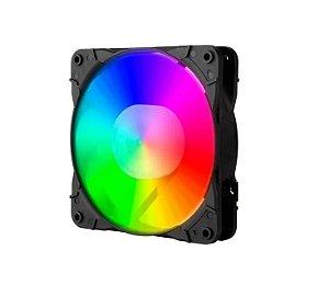 Cooler Fan RGB para Gabinete Redragon  C/ 3 Unidades GC-F007