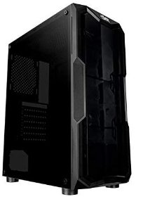 Gabinete Gamer Darkflash Aquarius - Preto
